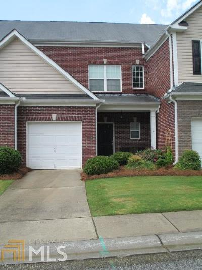 Carroll County Condo/Townhouse For Sale: 141 Mill Pond Xing #G-4