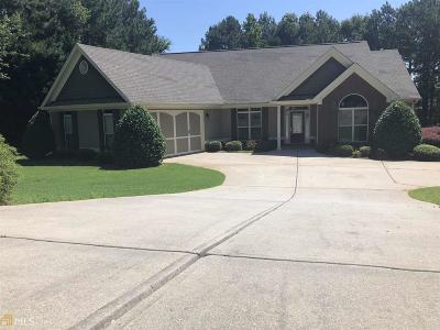 Winder Single Family Home For Sale: 208 Fisher Ct