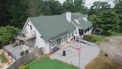 Dawsonville Single Family Home Contingent With Kickout: 200 Kathy Ln