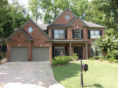 Winder Single Family Home For Sale: 8054 Allerton Ln