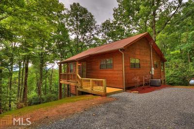 Blue Ridge Single Family Home Under Contract: 628 Little Bushy Head