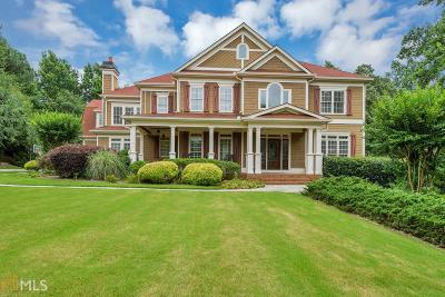 Loganville Single Family Home For Sale: 1675 Ozora Rd