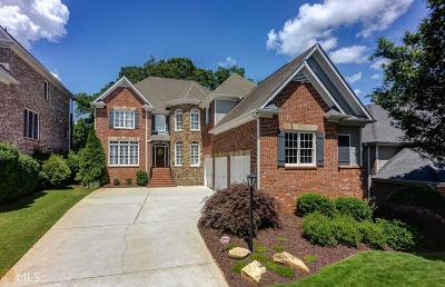 Alpharetta Single Family Home For Sale: 12775 Wyngate