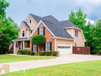 Monroe, Social Circle, Loganville Single Family Home For Sale: 3570 Briscoe Dr