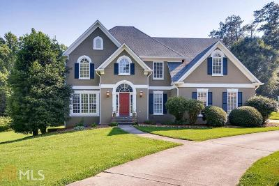 Milton Single Family Home For Sale: 1865 Redd Rd