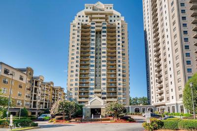 Atlanta Condo/Townhouse For Sale: 799 Hammond Dr