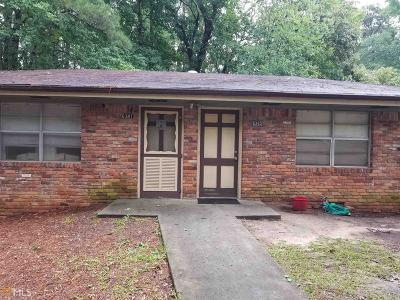 Fulton County Multi Family Home For Sale: 6381 Raymond