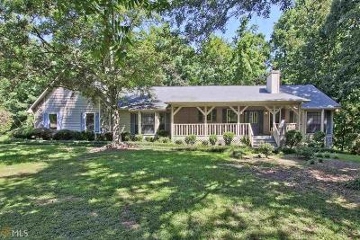 Single Family Home For Sale: 1720 Mt Carmel Rd