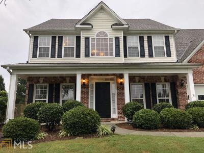 Snellville Single Family Home For Sale: 2545 Lake Commons Ct