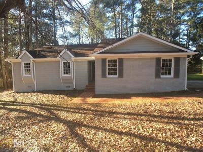 Lithonia Single Family Home Under Contract: 5999 Great Oaks Dr