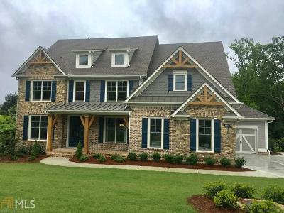 Flowery Branch Single Family Home For Sale: 6807 Lake Sterling Blvd