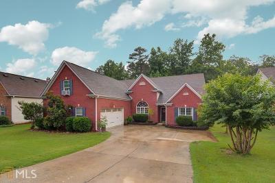 Dawsonville Single Family Home For Sale: 118 Bent Ridge