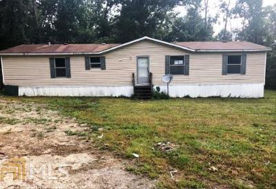 Hart County Single Family Home Under Contract: 244 Bode Weaver Rd