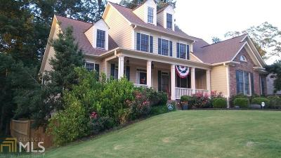 Villa Rica Single Family Home Under Contract: 449 Hanover Dr #D/23