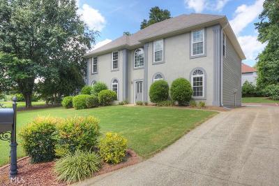 Johns Creek Single Family Home For Sale: 11785 Aspen Forest Dr