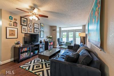 City Heights Condo/Townhouse Under Contract: 375 Ralph McGill Blvd #307