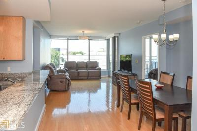Buckhead Grand Condo/Townhouse For Sale: 3338 Peachtree Rd #601