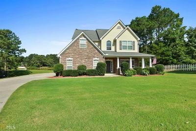 Senoia Single Family Home Contingent With Kickout: 139 Mount Paran Dr