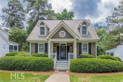 Greensboro Single Family Home For Sale: 1020 Village Loop