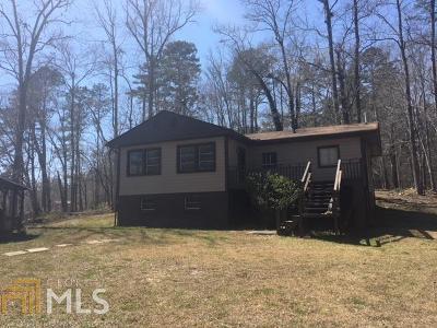 Buckhead, Eatonton, Milledgeville Single Family Home For Sale: 190 Dejarnette