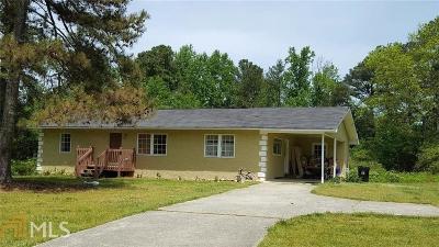 Winston Single Family Home For Sale: 7880 Mattie McCoy Ln