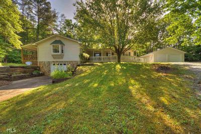 Fannin County, Gilmer County Single Family Home For Sale: 11 Johns Ridge