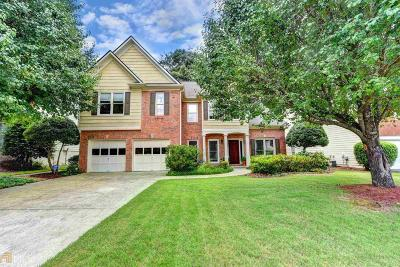 Norcross Single Family Home For Sale: 6070 Georgetown Park