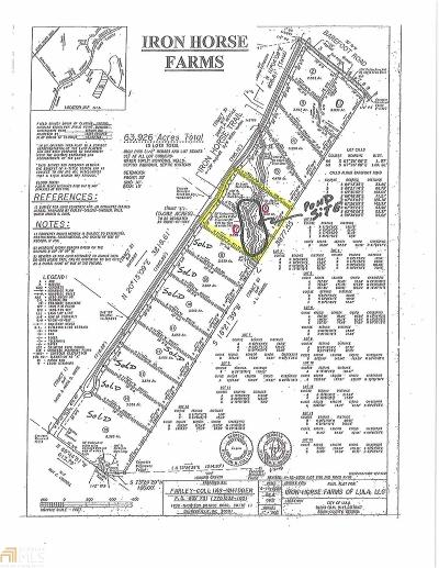 Lula  Residential Lots & Land For Sale: 67 Iron Horse Trl #6,7