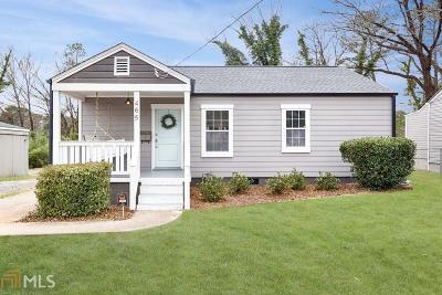 Decatur Single Family Home For Sale: 465 Morgan Pl