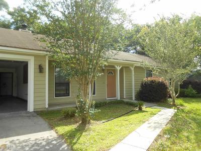 Woodbine Single Family Home For Sale: 31 Mallard Pointe Dr