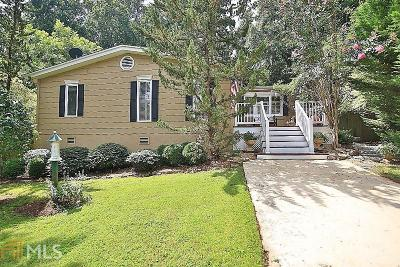 Smyrna Single Family Home For Sale: 1120 Stephens St