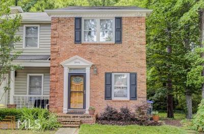 Chamblee Condo/Townhouse For Sale: 3991 Elm St