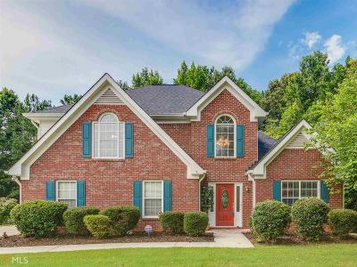 Stockbridge Single Family Home Under Contract: 114 Windsong Dr