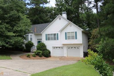 Winston Single Family Home Under Contract: 7976 Ponderosa
