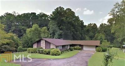 Tucker Single Family Home For Sale: 3736 Allsborough Dr
