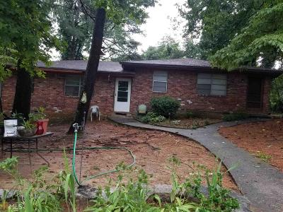 Fulton County Multi Family Home For Sale: 6391 Raymond