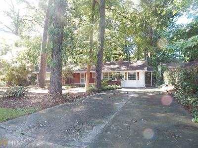 Brookhaven Single Family Home For Sale: 1737 Wilmont