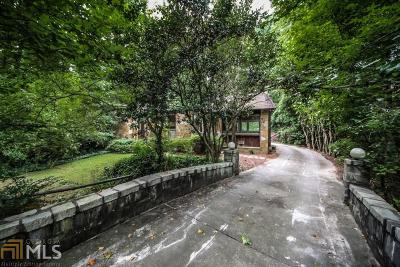 Brookhaven Single Family Home For Sale: 1175 Warrenhall Ln