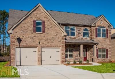 Jonesboro Single Family Home Under Contract: 637 Mill Creek Trl
