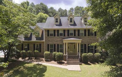 Peachtree City Single Family Home For Sale: 106 Camp Creek Trl
