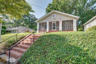 Single Family Home Under Contract: 1760 Linwood Ave