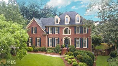 Alpharetta Single Family Home Under Contract: 5030 Walnut Creek Trl