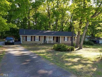 Lilburn Single Family Home Under Contract: 2049 McDaniels Bridge Rd