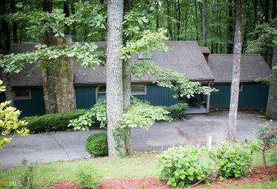 Rabun County Single Family Home For Sale: 400 Bald Mountain Rd