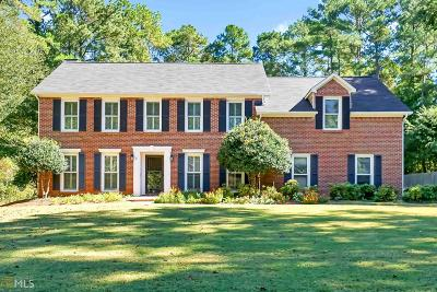 Peachtree City Single Family Home For Sale: 112 Wedgwood Way