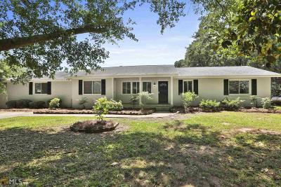 Milner Single Family Home Under Contract: 481 Skinners Bypass Rd
