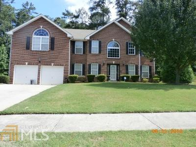 Decatur Single Family Home For Sale: 5122 Miller Woods Trl