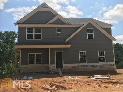 Acworth Single Family Home Under Contract: 517 South Bound Ct