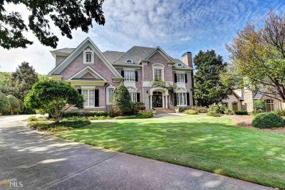Suwanee Single Family Home For Sale: 5975 Whitestone Ln