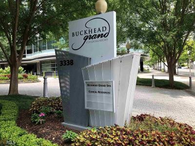 Buckhead Grand Condo/Townhouse Under Contract: 3338 NE Peachtree Rd #402